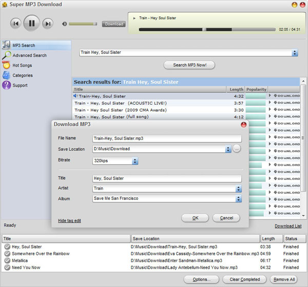 Super MP3 Download 1