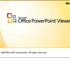 Microsoft PowerPoint Viewer indir