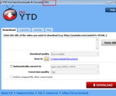 YTD Video Downloader indir