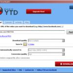 YTD Video Downloader  0
