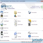 Spybot - Search & Destroy  0