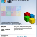 Advanced Uninstaller Pro  4