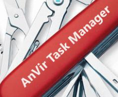 AnVir Task Manager Free Portable indir
