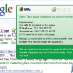 AVG LinkScanner Free Edition   0