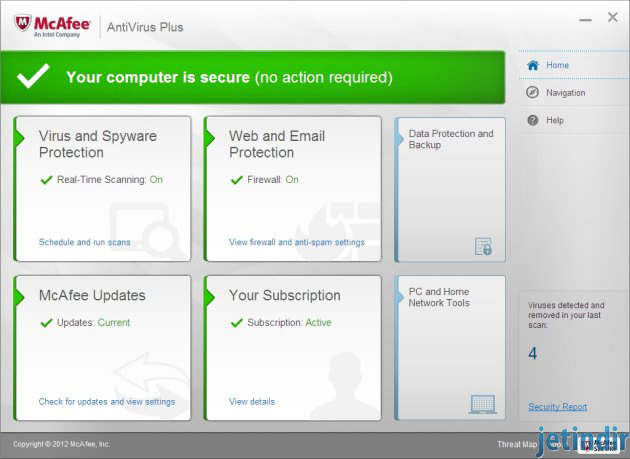 McAfee AntiVirus Plus 0