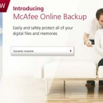 McAfee Online Backup Removal Tool  2