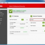 Avira Professional Security  0