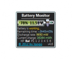 Battery Monitor indir