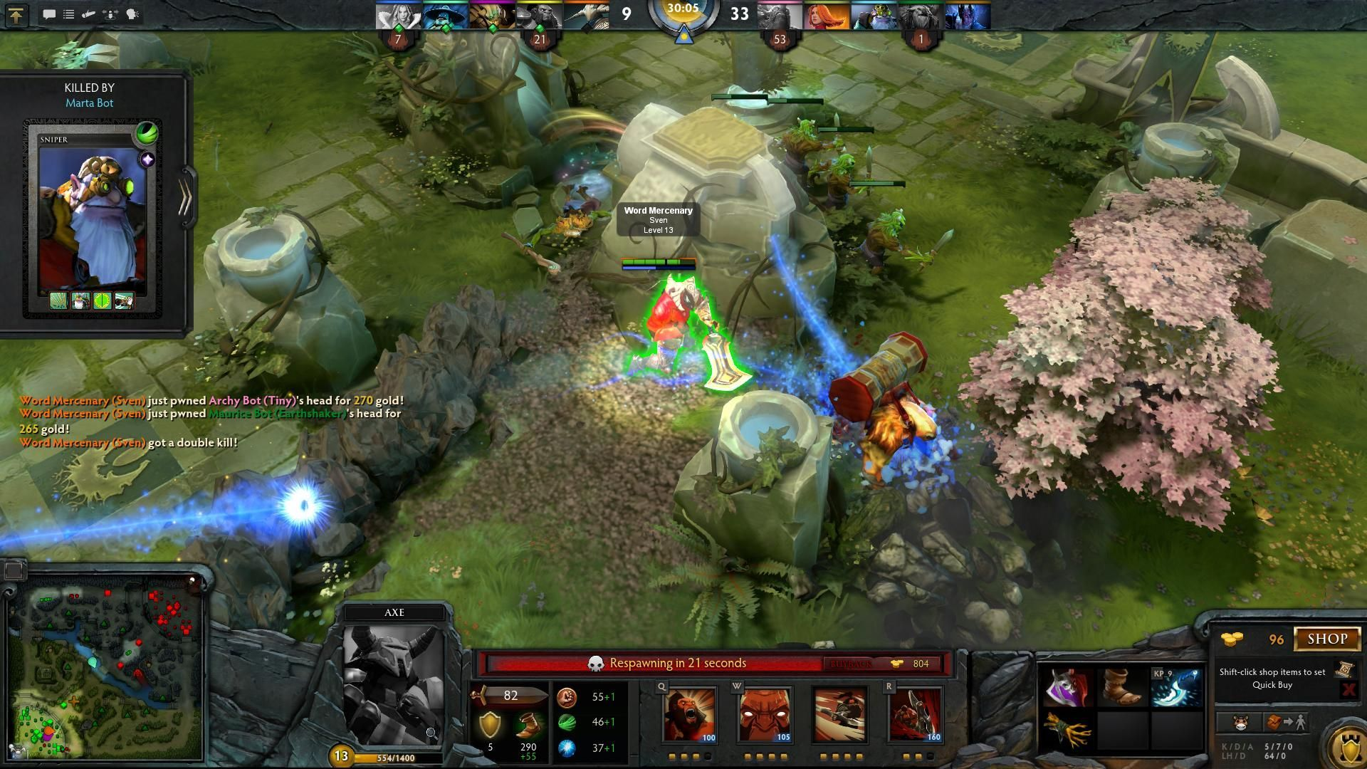 how to become better at dota 2
