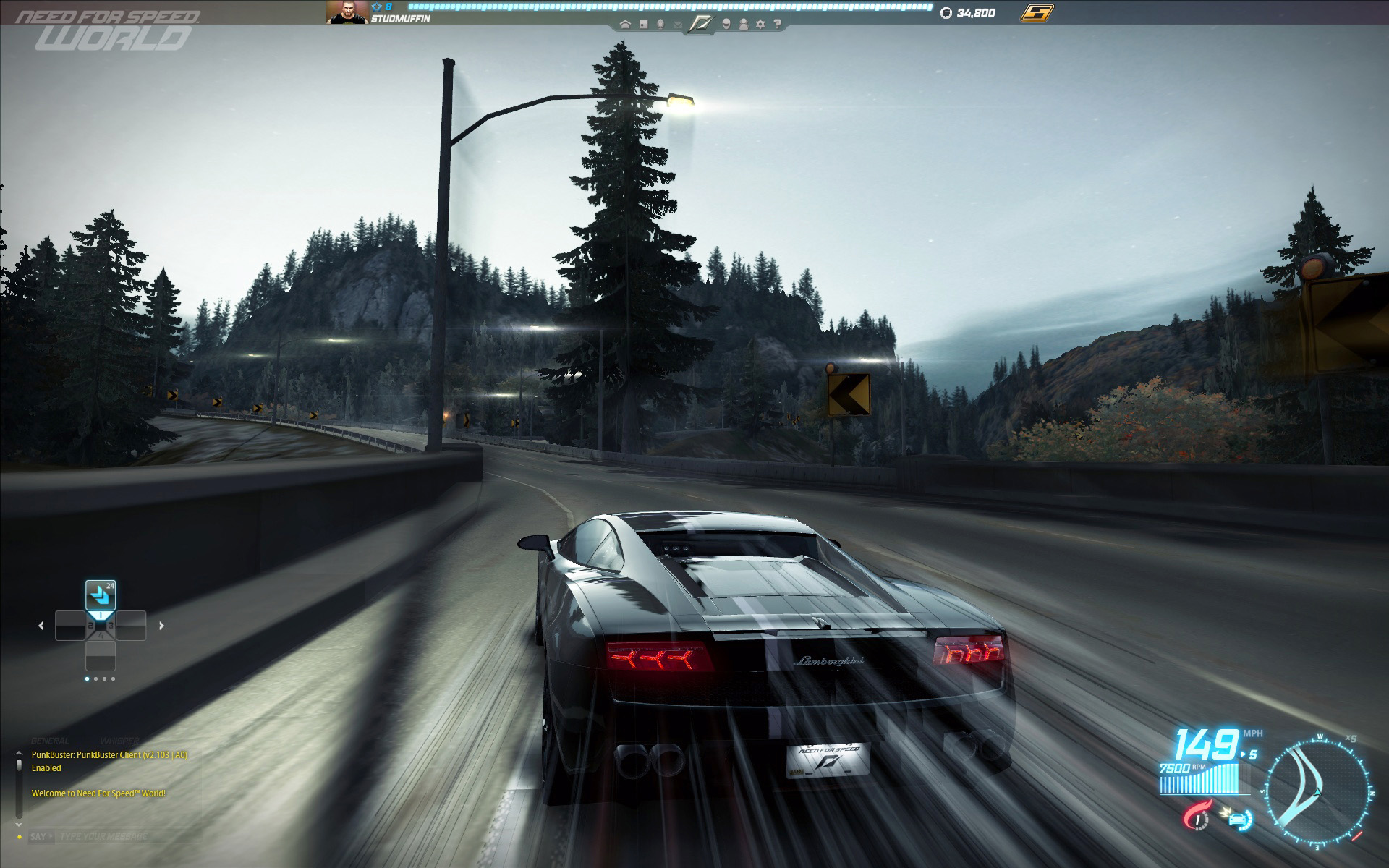 Need For Speed World 4
