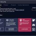 AVG Internet Security 2014  0