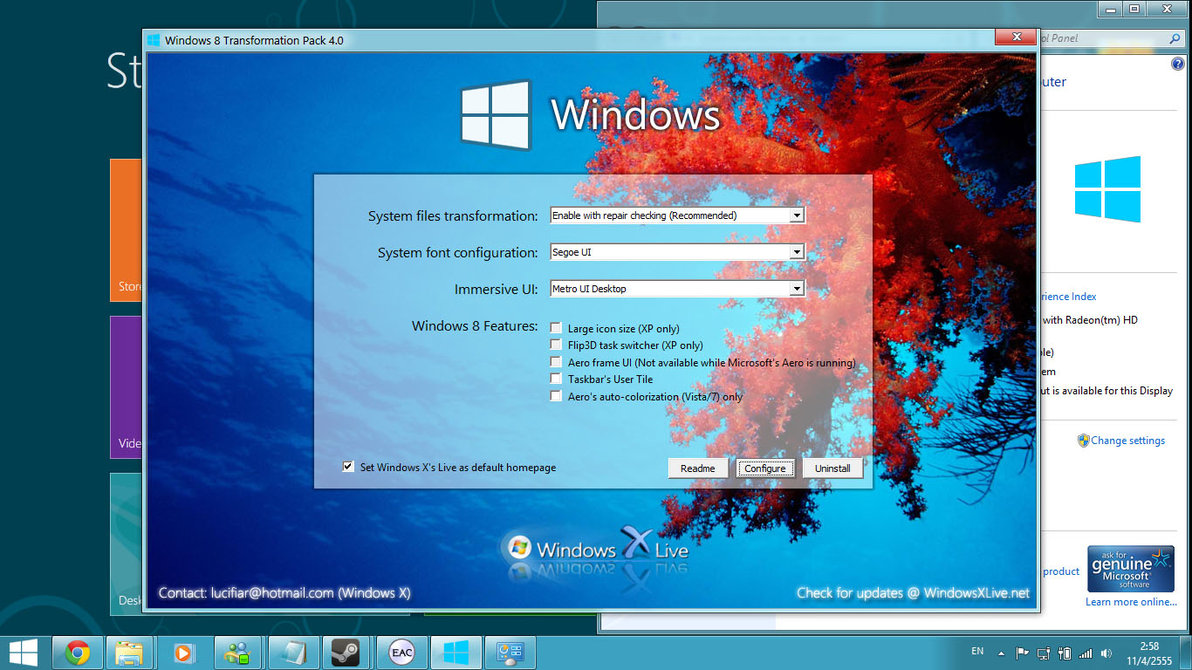 Windows 8 3