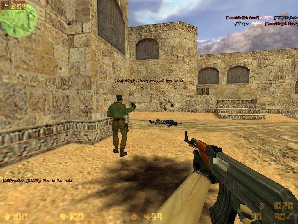 Counter Strike İndir Cs 1 6 220 Cretsiz S 252 R 252 M