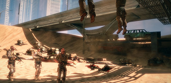 Spec Ops: The Line 0