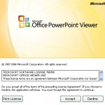 Microsoft PowerPoint Viewer  1