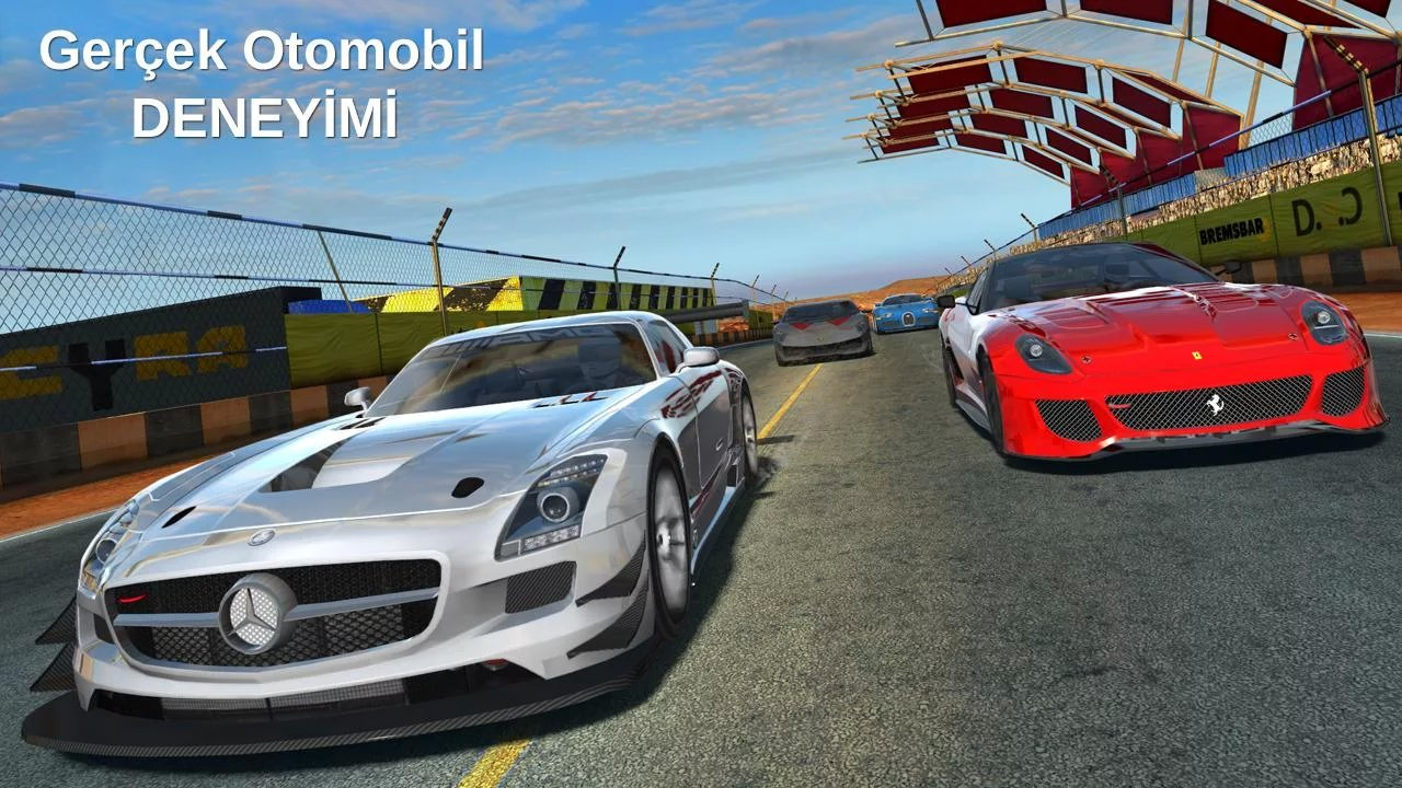 GT Racing 2: The Real Car Exp 1