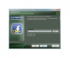 Facebook Password Decryptor indir