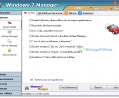Windows 7 Manager indir