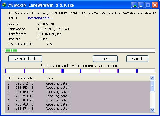 Internet Download Manager 1