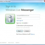 Windows Live Messenger  1