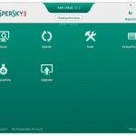 Kaspersky Anti-Virus  1