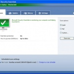 Microsoft Security Essentials  3